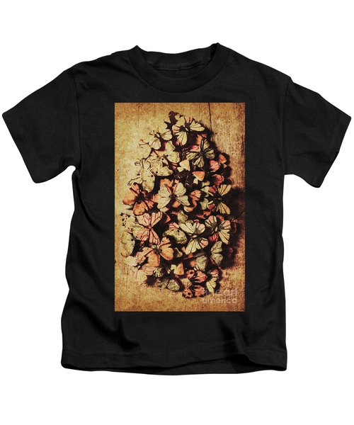 Weathered Love Nest Kids T-Shirt