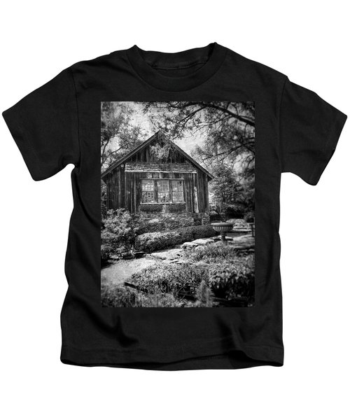 Weathered With Time Kids T-Shirt