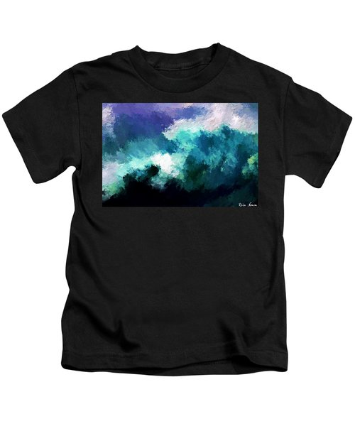 Weathering The Storm Kids T-Shirt