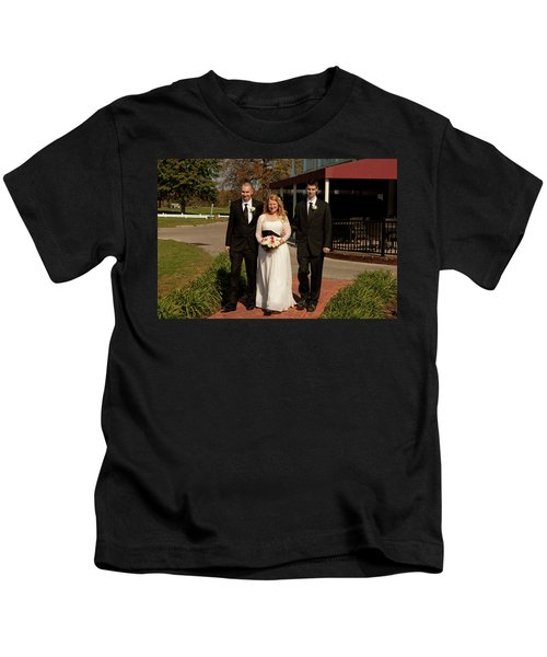 Wedding 2-1 Kids T-Shirt
