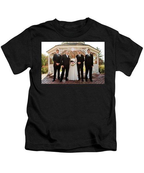 Wedding 2-5 Kids T-Shirt