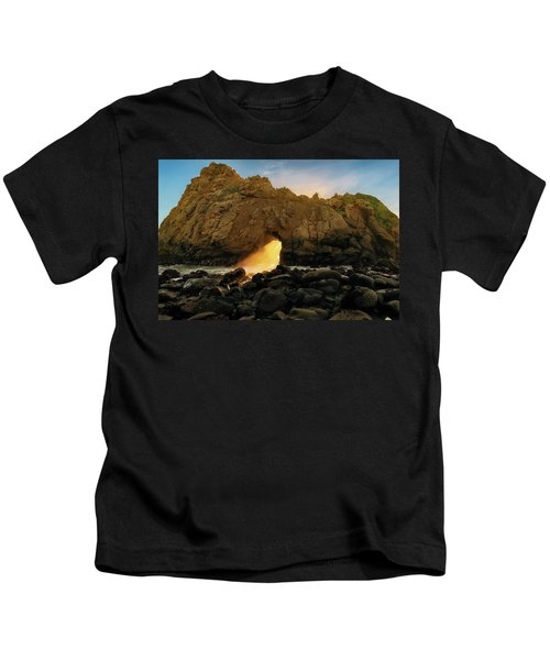 Wedge Of Light Kids T-Shirt