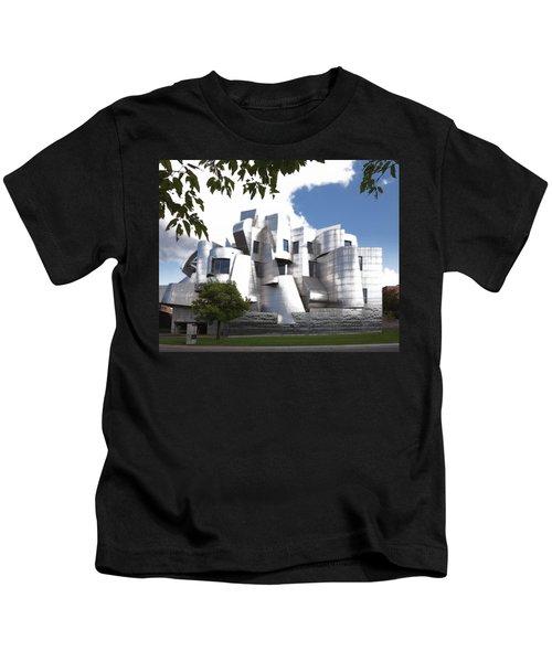 Weisman Art Museum Kids T-Shirt