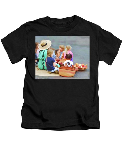 Welcome The Children Kids T-Shirt