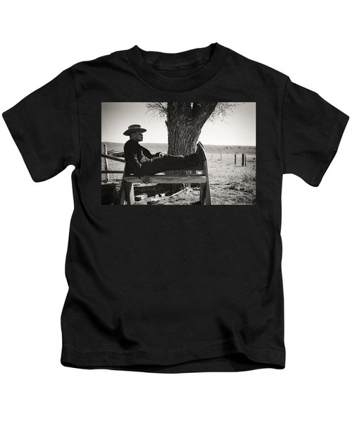 Welcome To Flavor Country Kids T-Shirt