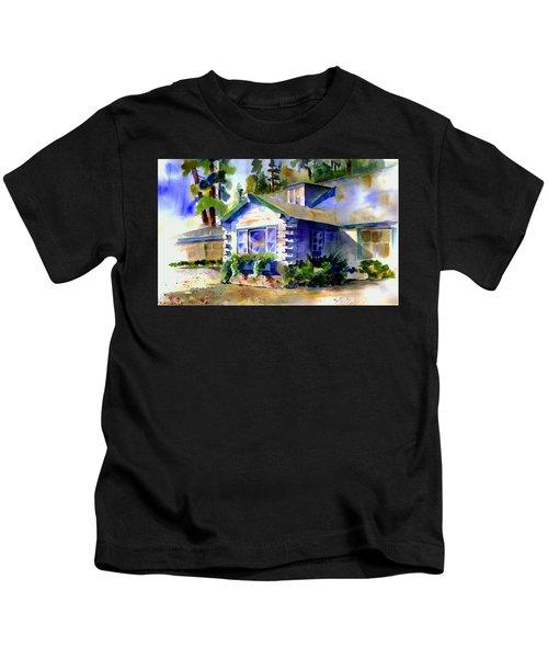 Welcome Window Kids T-Shirt