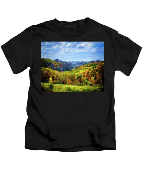 West Virginia Kids T-Shirt