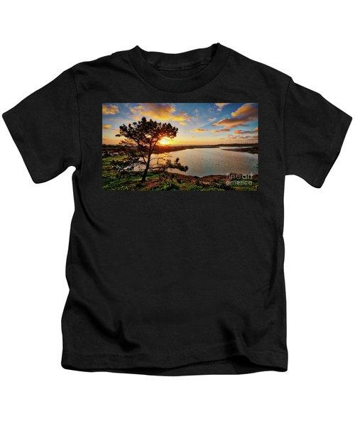 What A Glow At The Batiquitos Lagoon Kids T-Shirt
