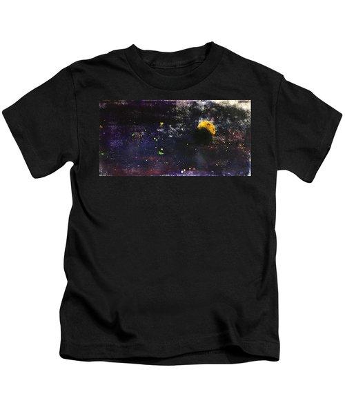 When Paths Cross Kids T-Shirt