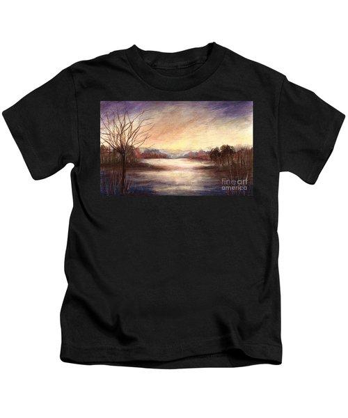When Shadows Fall  Kids T-Shirt