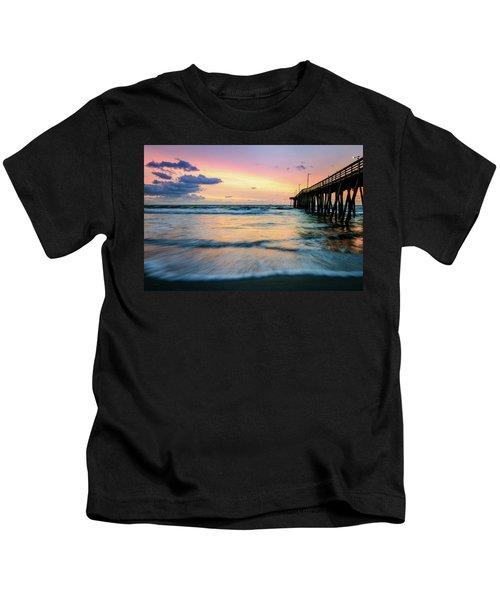 When The Tides Return Kids T-Shirt