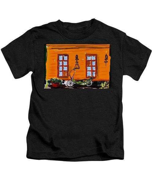 Oslo, Norway Elliptigo Kids T-Shirt