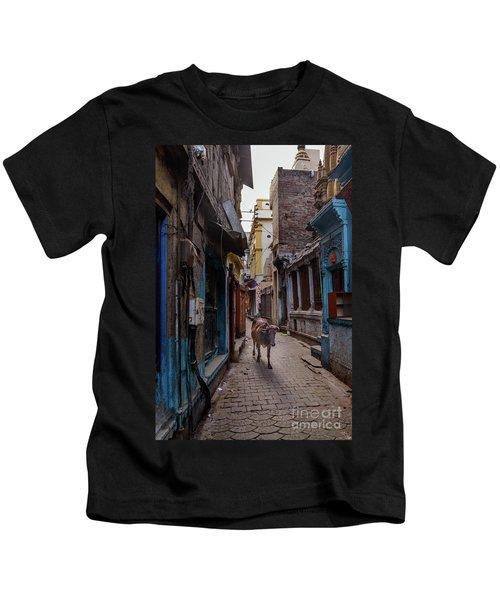 Where Is Everyone Kids T-Shirt