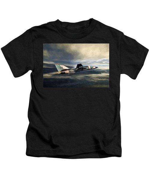 Whispering Death F-111 Kids T-Shirt
