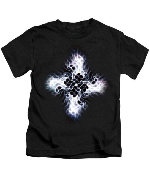 White Cross Kids T-Shirt