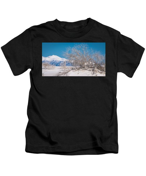 White Desert Kids T-Shirt