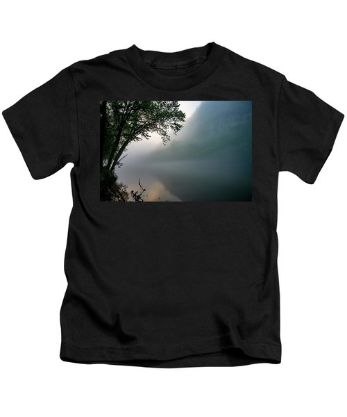 White River Morning Kids T-Shirt