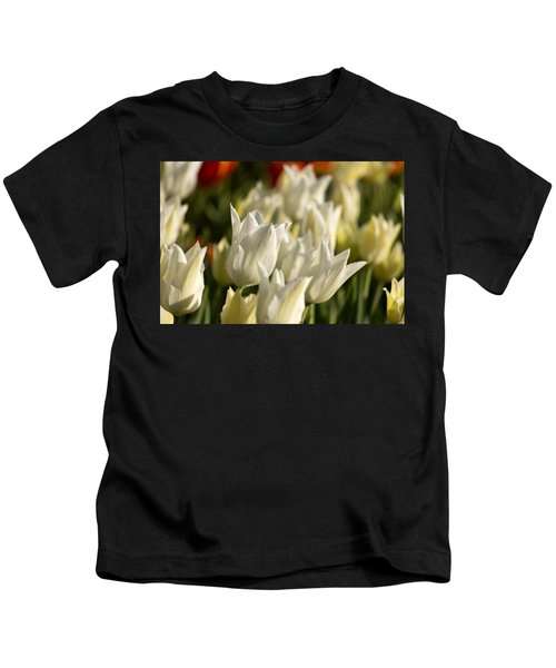 White Triumphator Kids T-Shirt
