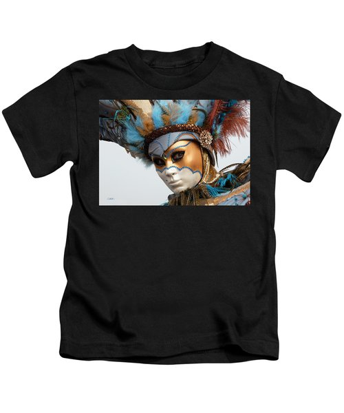 Who Are You? Kids T-Shirt