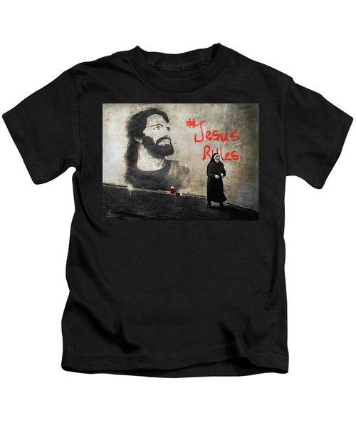 Who Knew Kids T-Shirt
