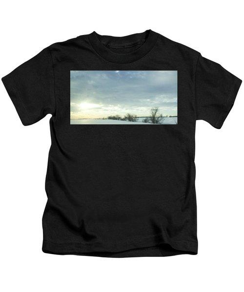 Wild Blue Yonder Kids T-Shirt