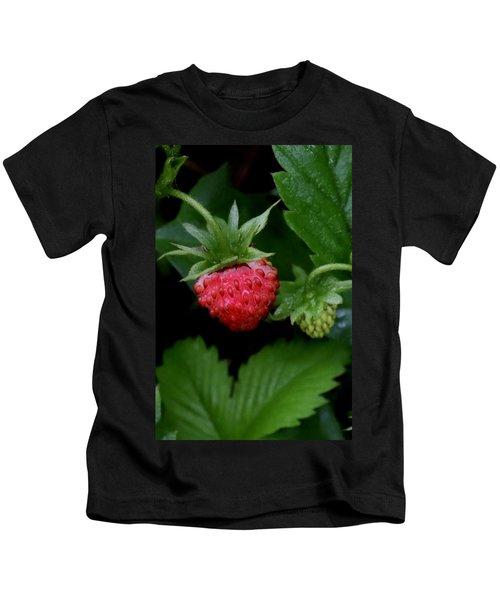 Wild Strawberry Kids T-Shirt