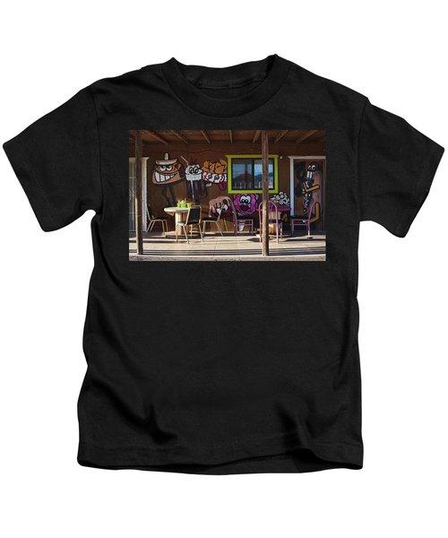 Wild West Dining Kids T-Shirt