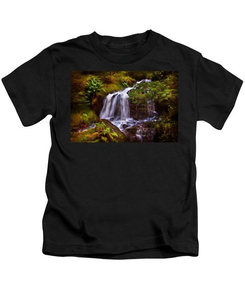 Wilderness. Rest And Be Thankful. Scotland Kids T-Shirt
