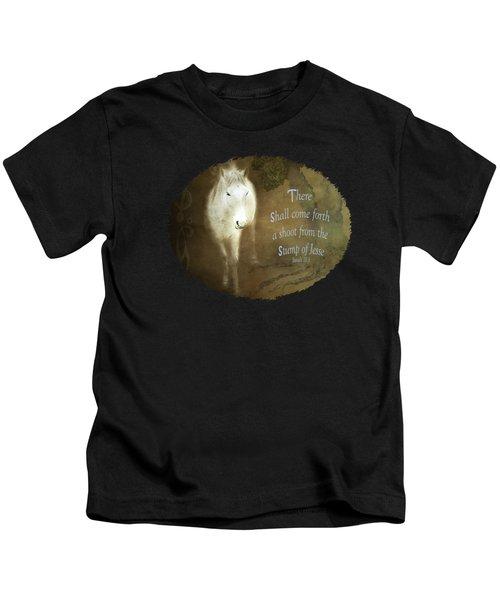 Willing Spirit - Jesse Kids T-Shirt