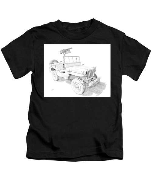 Willy In Ink Kids T-Shirt