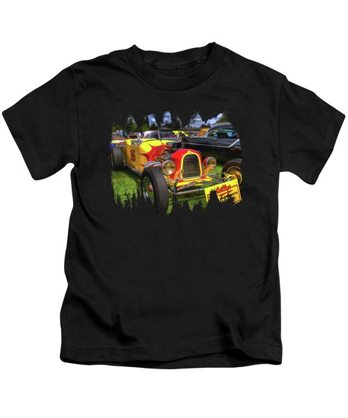 Willys Overland Roadster Kids T-Shirt