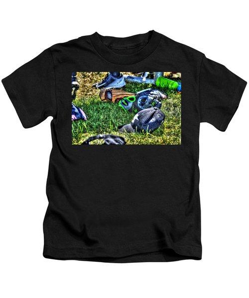 Wilson Rawlings Gloves 1824 Kids T-Shirt