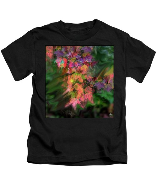 Wind In The Maple Kids T-Shirt