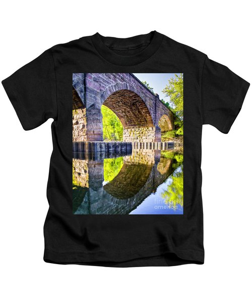 Windsor Rail Bridge Kids T-Shirt