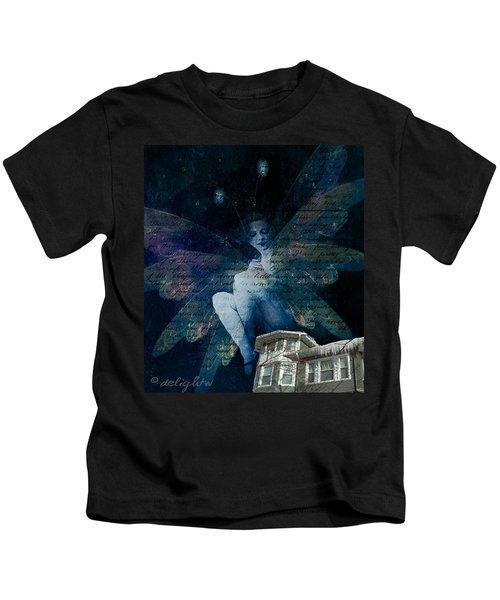 Winter Fairy Kids T-Shirt