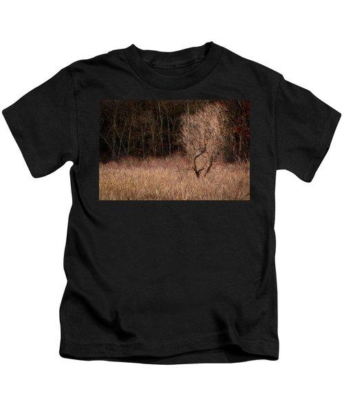 Winter Light Kids T-Shirt