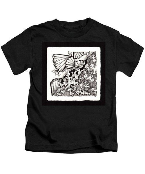 Winter Spring Summer 'n Fall Kids T-Shirt