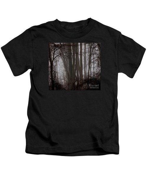 Winter Woods Kids T-Shirt