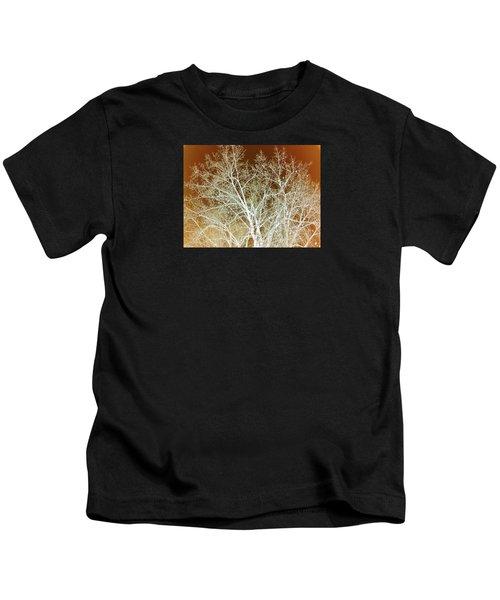 Winter's Dance Kids T-Shirt