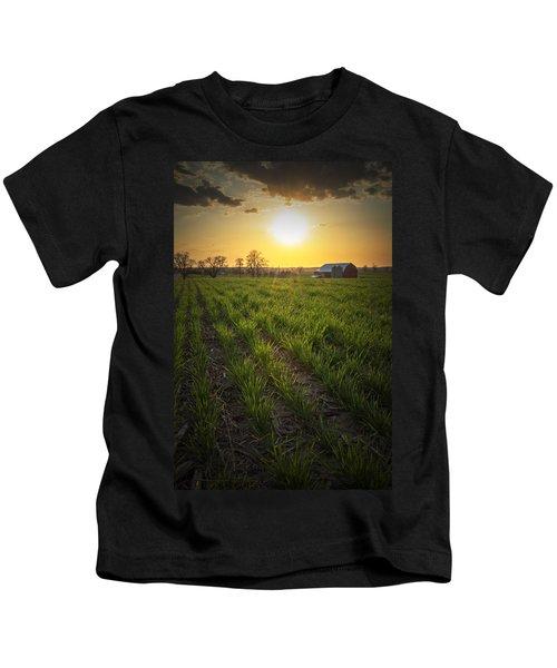 Wisconsin Farm Kids T-Shirt