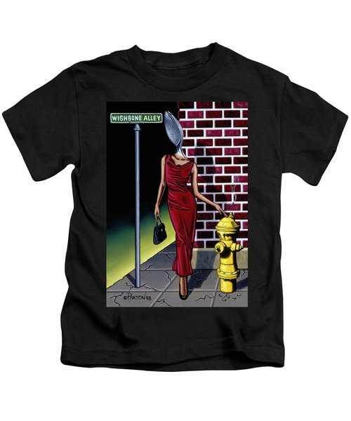 Wishbone Alley Kids T-Shirt