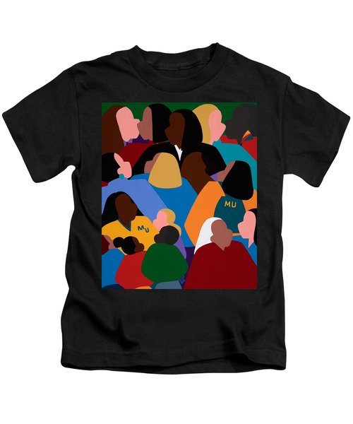 Women Of Impact And Influence Kids T-Shirt