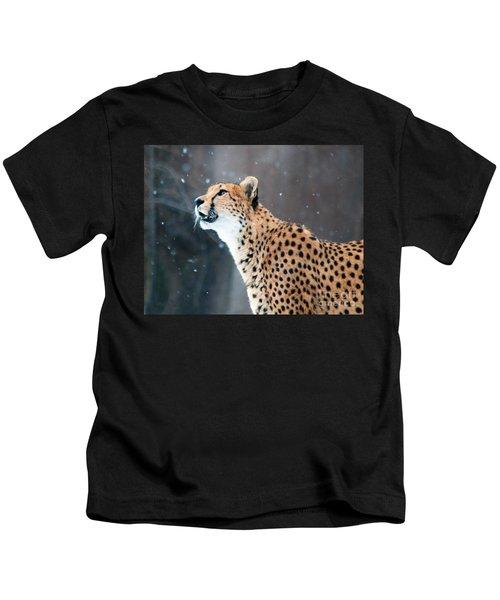Wonder Of Snow Kids T-Shirt