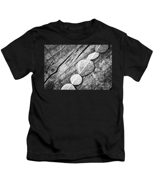 Wood And Stones Kids T-Shirt