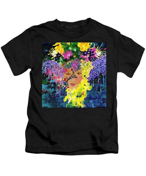 Wood Nymph  Kids T-Shirt