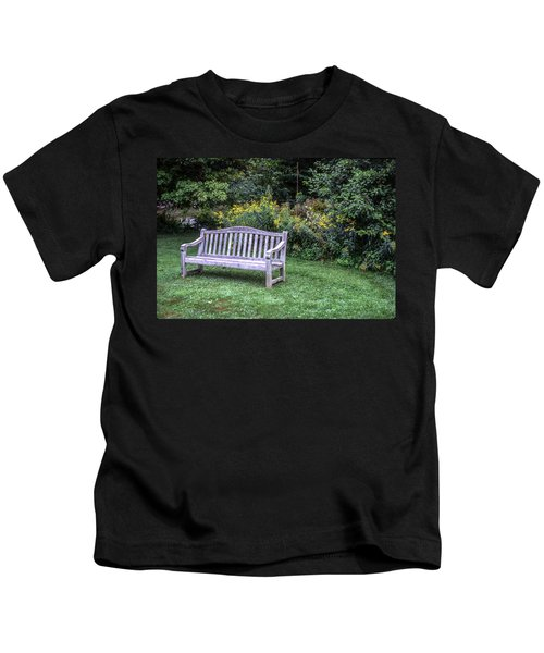 Woodstock Bench Kids T-Shirt
