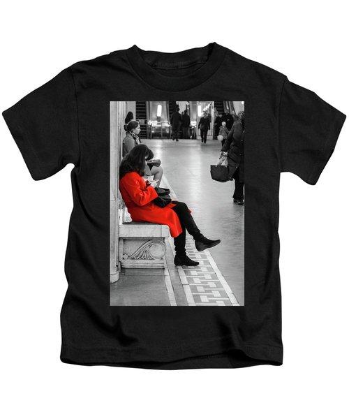 Working Girl Kids T-Shirt