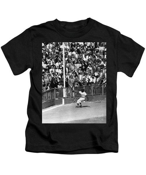 World Series, 1955 Kids T-Shirt by Granger