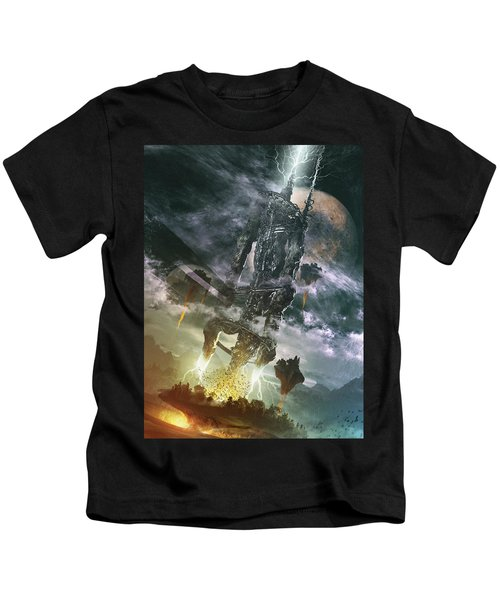 World Thief Kids T-Shirt