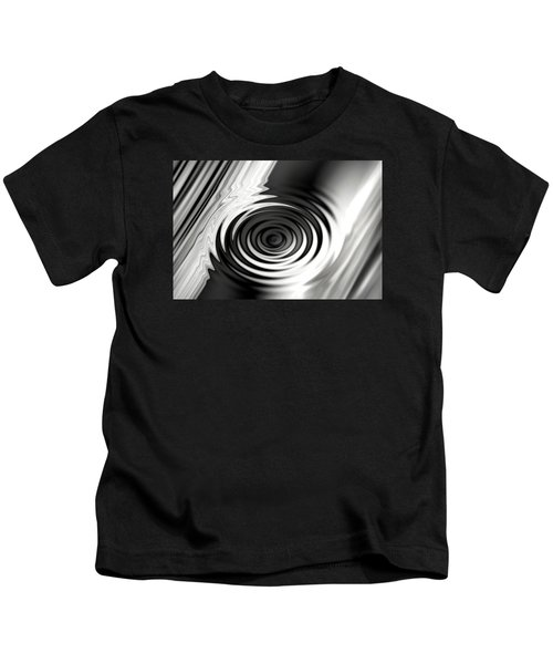 Wormhold Abstract Kids T-Shirt
